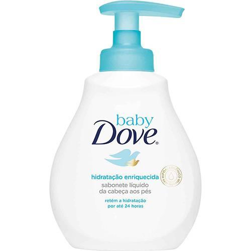 Sabonete Líquido Baby Dove Hidratação Enriquecida - 200ml