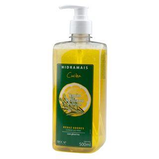 Sabonete Líquido Cucina Limão Siciliano Hidramais Profissional 500ml