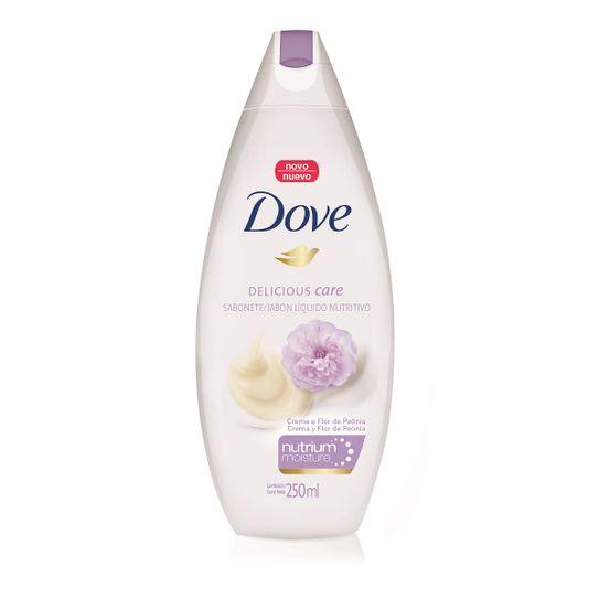 Sabonete Líquido Dove Flor de Peônia 250ml