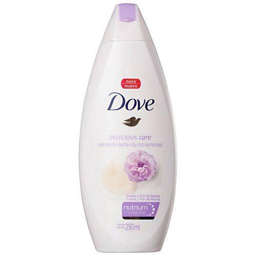 Sabonete Liquido Dove Flor Peônia 200ml