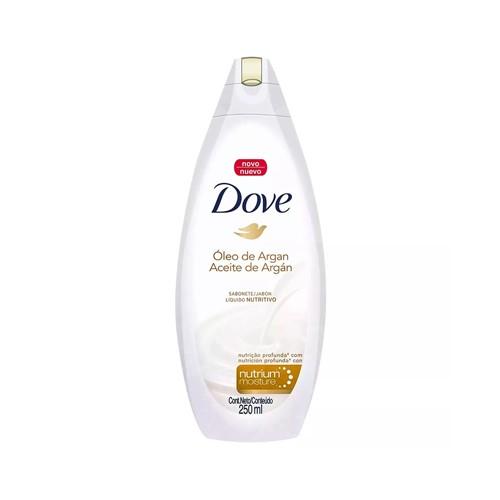 Sabonete Liquido Dove Shower Pele Sensivel - 250ml
