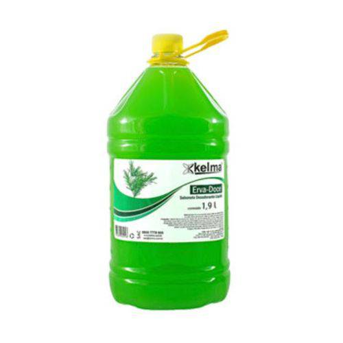 Sabonete Líquido Erva Doce 1,9L - Kelma