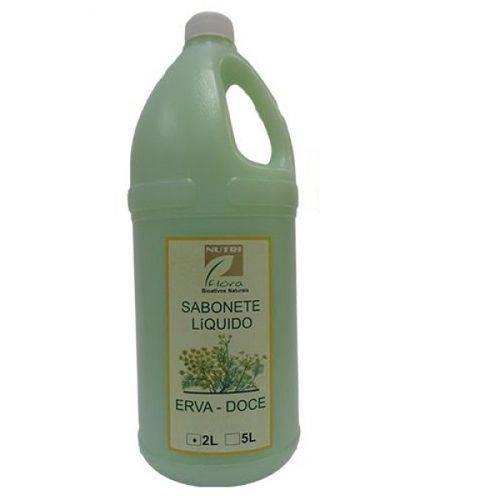 Sabonete Líquido Erva Doce 2lt
