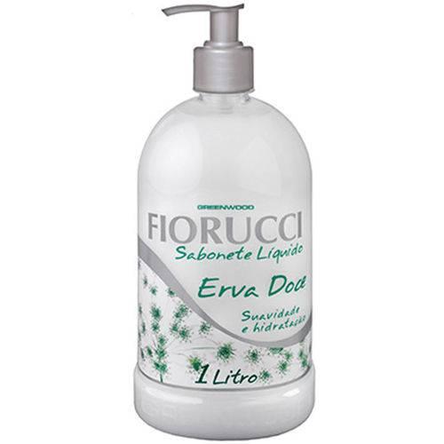 Sabonete Líquido Fiorucci Erva Doce 1000ml