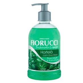 Sabonete Líquido Fiorucci Hortelã com Erva Doce 500ml