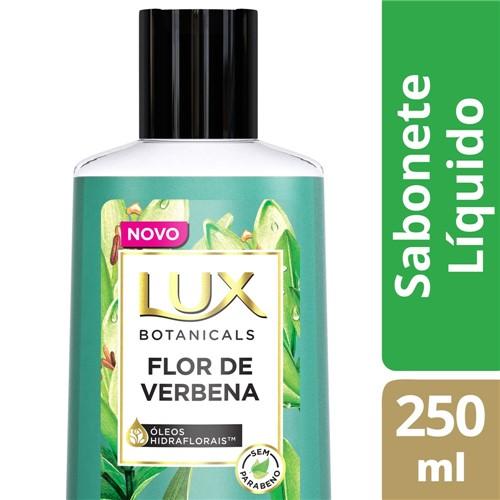 Sabonete Líquido Lux Botanicals Flor de Verbena 250ml
