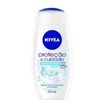 Sabonete Líquido Nivea Antibactericida Fresh 250ml