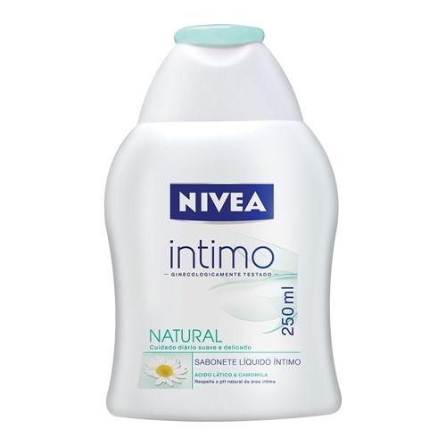 Sabonete Líquido Nivea Intimo Natural