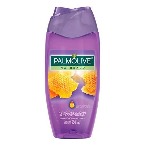 Sabonete Líquido Palmolive Naturals Nutrição e Suavidade com 250ml