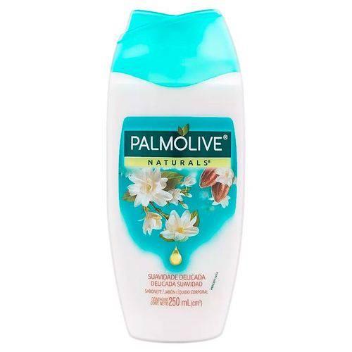 Sabonete Líquido Palmolive Naturals Suavidade Delicada 250ml
