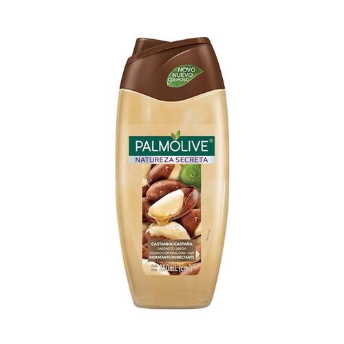 Sabonete Líquido Palmolive Natureza Secreta Castanha 250ml