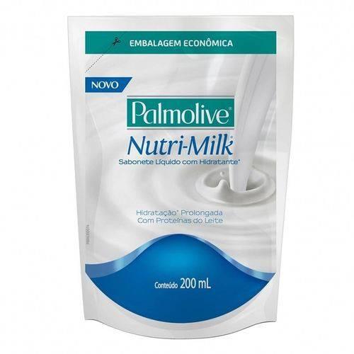 Sabonete Líquido Palmolive Nutri Milk 200ml