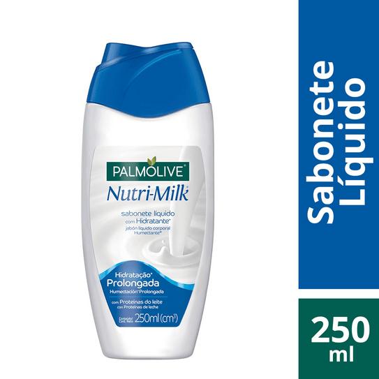 Sabonete Líquido Palmolive Nutri-Milk 250ml