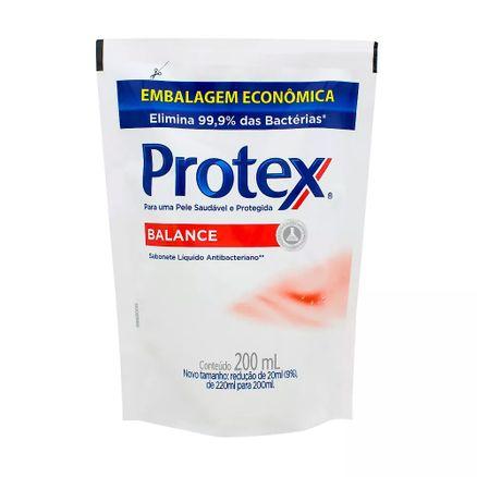Sabonete Líquido Protex Balance Refil 200ml