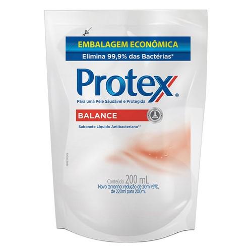 Sabonete Líquido Protex Balance Refil com 200ml