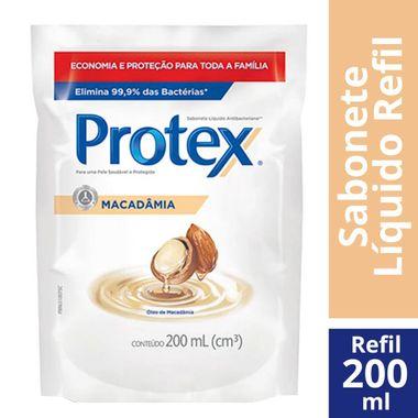 Sabonete Líquido Protex Pro Hidrata Refil 200ml