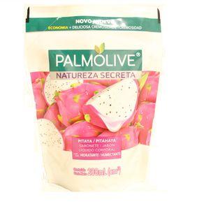 Sabonete Líquido Refil Natureza Secreta Pitaya Palmolive 200ml