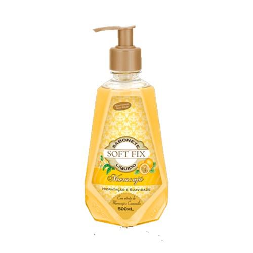 Sabonete Liquido Soft Fix Maracujá 500ml