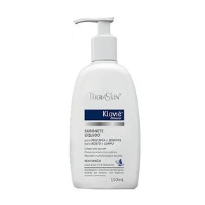 Sabonete Liquido Theraskin Klavie Clinical 150ml