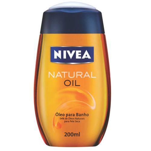 Sabonete Líquido Uso Diário Nivea 200ml Bath Care Relaxante