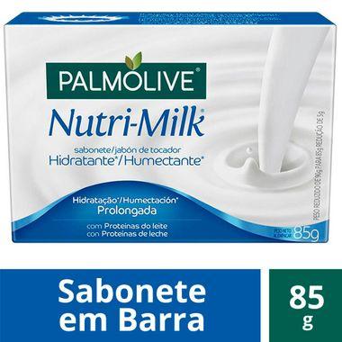 Sabonete Nutri-Milk Palmolive 85g