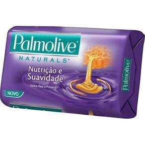 Sabonete Nutrição e Suavidade Geléia Real e Proteína Pamolive Naturals 150g