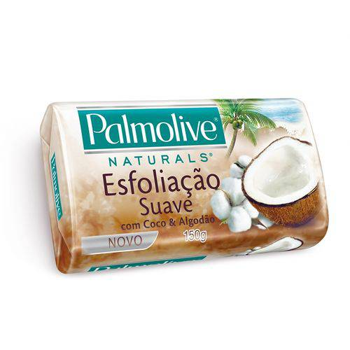 Sabonete Palmolive Coco e Algodão 150g
