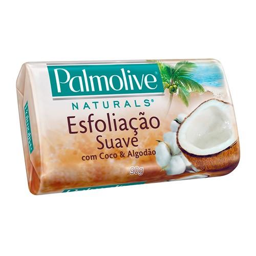 Sabonete Palmolive Naturals Esfoliação Suave com 90g