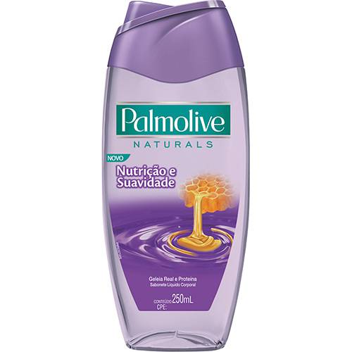 Sabonete Palmolive Naturals Geleia Real Proteína Seda 250ml
