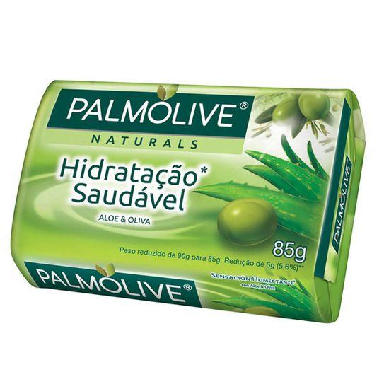 Sabonete Palmolive Naturals Hidratação Saudável Barra 90g