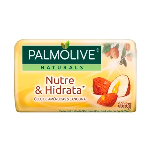 Sabonete Palmolive Naturals Nutre e Hidrata 85g