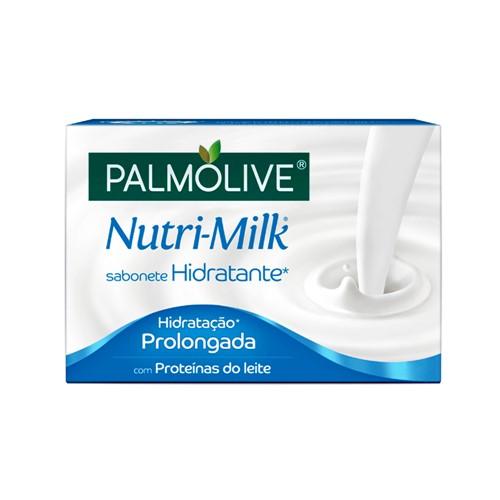 Sabonete Palmolive Nutri-Milk Hidratante 85g