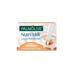 Sabonete Palmolive Nutri Milk Karité 85g