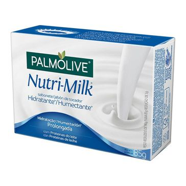 Sabonete em Barra Palmolive Nutri-Milk Hidratação Prolongada 85g