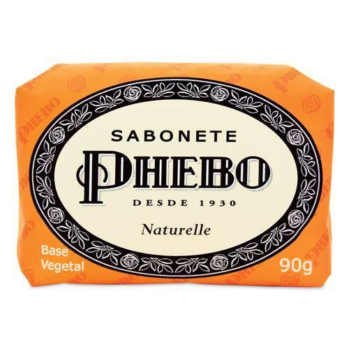 Sabonete Phebo Granado Glicerinado Naturelle 90g