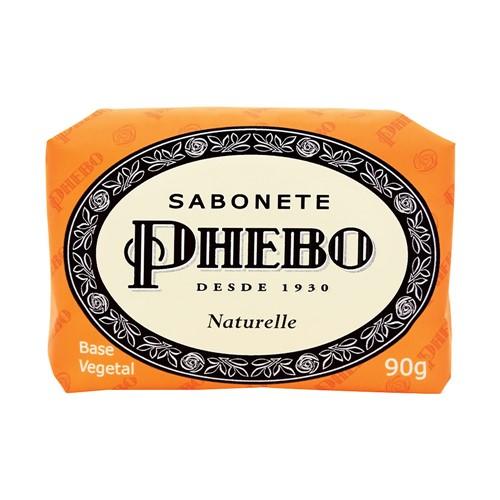 Sabonete Phebo Naturelle com 90g