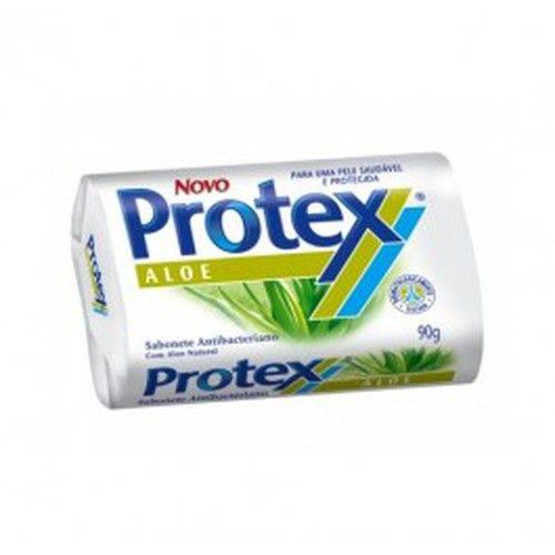 Sabonete Protex Aloe Vera 90 Gramas 12 Unidades