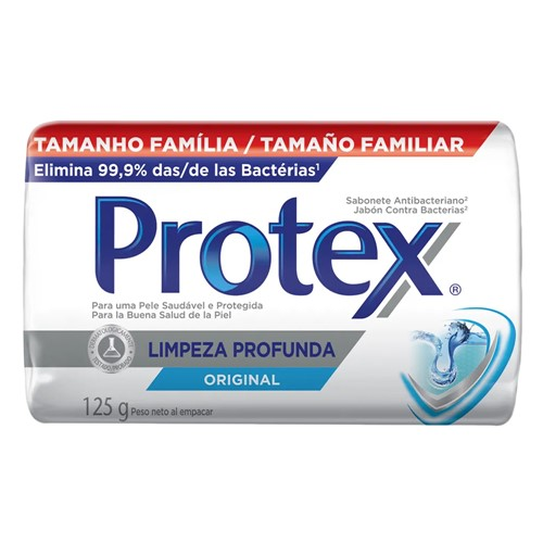 Sabonete Protex Limpeza Profunda 125g