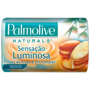 Sabonete Sensação Luminosa Palmolive Naturals 150g