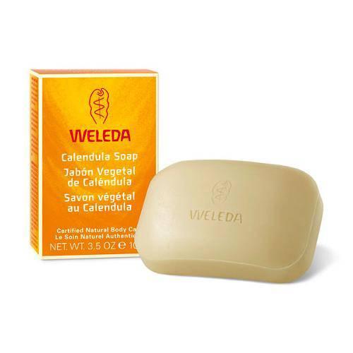 Sabonete Vegetal de Calêndula Weleda