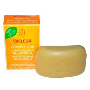 Sabonete Weleda Calêndula Vegetal 100g