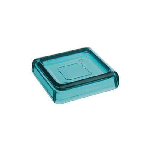 Saboneteira Cube Verde Coza