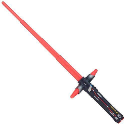 Sabre de Luz Básico Star Wars VII Kylo Ren B3691 - Hasbro
