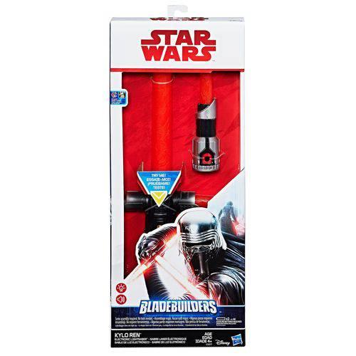Sabre de Luz Eletrônico Disney Star Wars Kylo Ren C1577