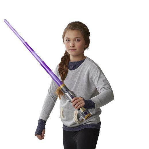 Sabre de Luz Eletrônico Star Wars Feature - Hasbro
