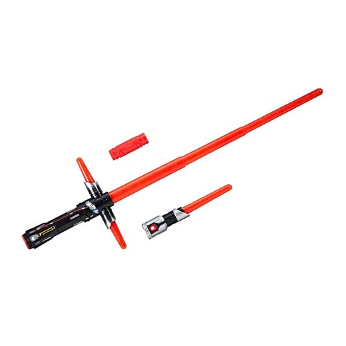 Sabre de Luz Eletronico - Star Wars - Kylo Ren HASBRO