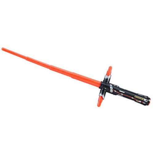 Sabre de Luz Extensível Star Wars Kylo Ren - Hasbro