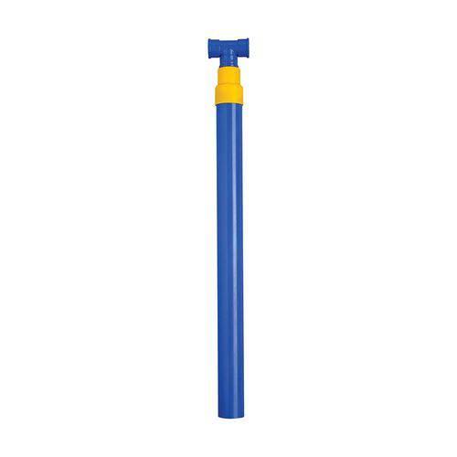Saca Areia Pressão Plástico Azul Furador Buraco Mor