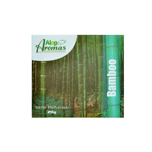 Sachê Perfumado 20g - Bamboo