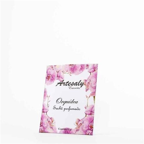 Sachê Perfumado 30gr Orquidea - Artesaly